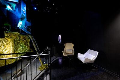 Erlebniszimmer Apollo 11 by Hotel Oberwirt